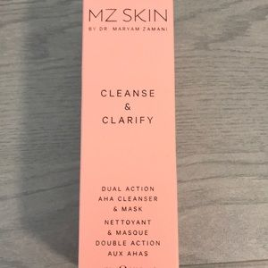 MZ Skin Cleanse and Clarify